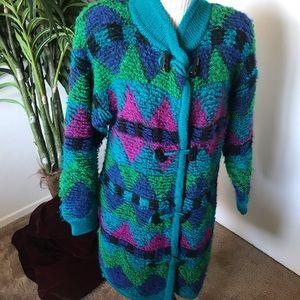 H Browne~ Knit Sweater Medium